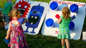 Newburgh Day Kids Games